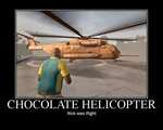 The chocolatehelicopter's avatar